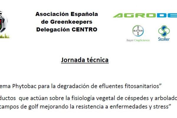 Jornada Técnica Delegación Centro