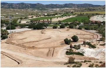 GTM continúa las obras de construcción de la fase II de Altaona Golf & Country Village