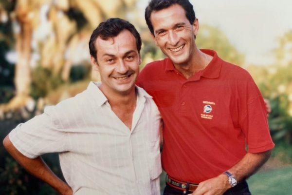 Marcos Araujo, Greenkeeper de Guadalmina Golf, se jubila