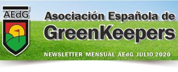 Newsletter Mensual de la AEdG